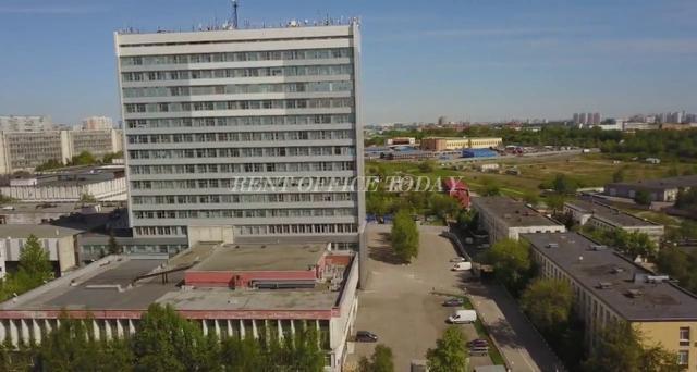 Бизнес центр Меридио-3