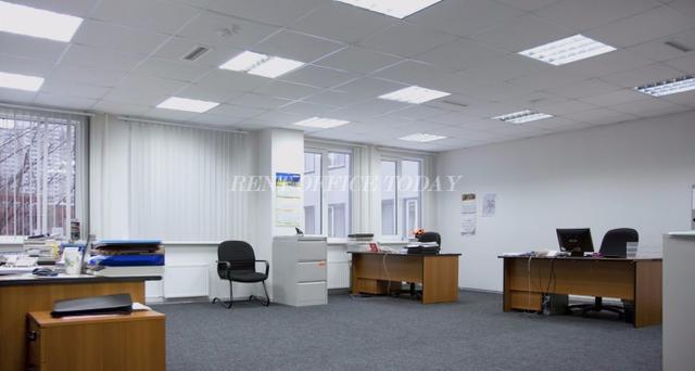 Бизнес центр Можайский-4
