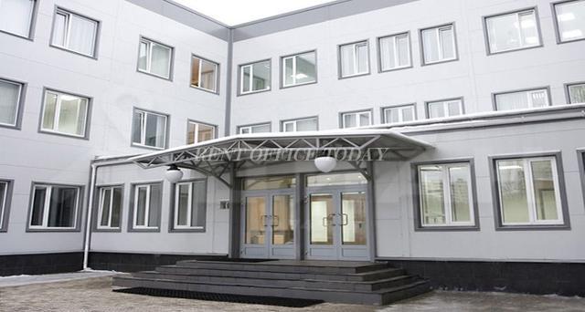Бизнес центр Можайский-9