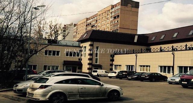 Бизнес центр Можайское шоссе 13-1