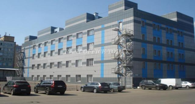Бизнес центр Мосрыбокомбинат-1