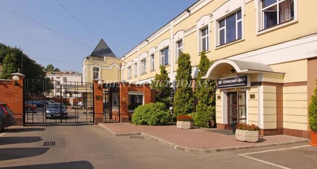 Бизнес центр На Спартаковской, Аренда офиса в БЦ На Спартаковской-1