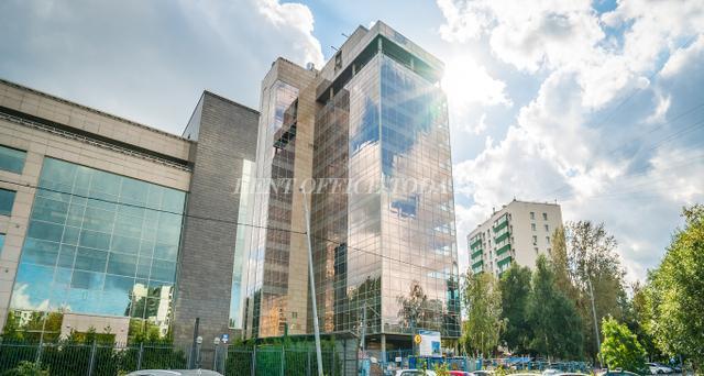 Бизнес центр Нагорная 20к7, аренда офиса-1