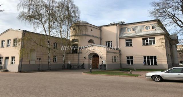 Бизнес центр Нарышкинская аллея-1