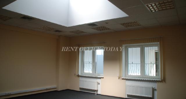 Бизнес центр Нарышкинская аллея-4