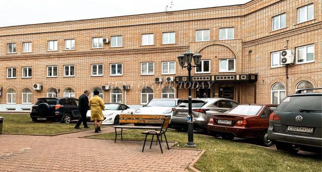 Бизнес центр Нарышкинская аллея 5с2-1