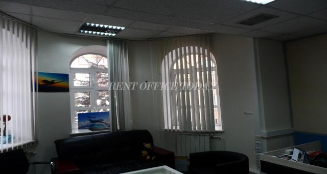 Бизнес центр Нарышкинская аллея 5с2-2