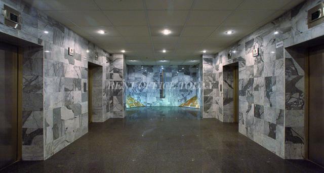 Бизнес центр НИИСА, Аренда офиса в БЦ НИИСА, Волгоградский пр-т, 2-5