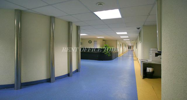 Бизнес центр НИИСА, Аренда офиса в БЦ НИИСА, Волгоградский пр-т, 2-6