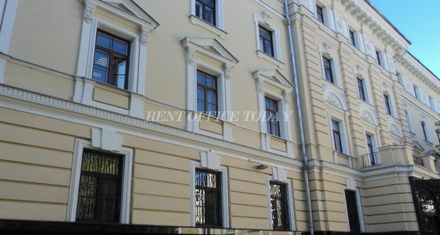 Снять офис в бц Николаевский на Большой Грузинской 12с2-1