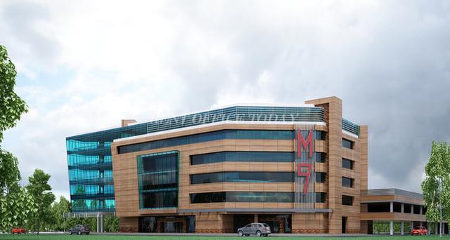 Бизнес центр Новая Рига-1