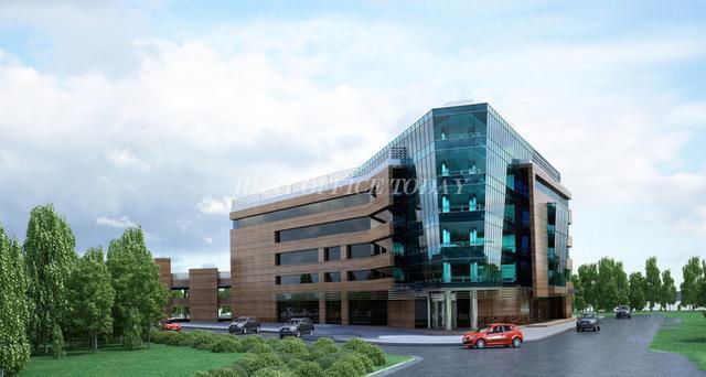 Бизнес центр Новая Рига-2