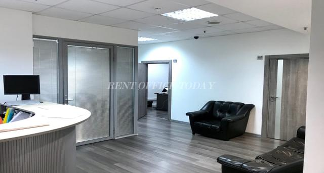 Бизнес центр Новгородская 1, Аренда офиса в БЦ Новгородская 1-13