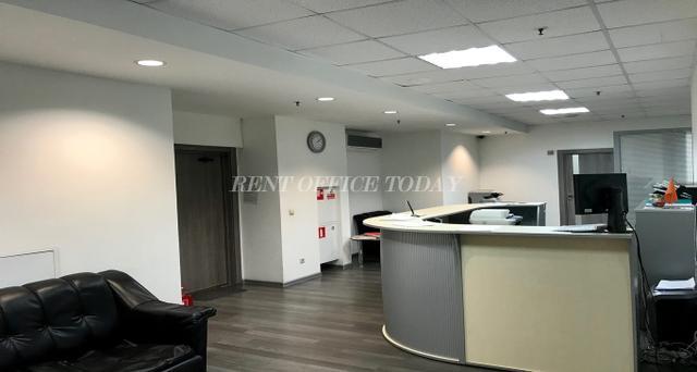 Бизнес центр Новгородская 1, Аренда офиса в БЦ Новгородская 1-16