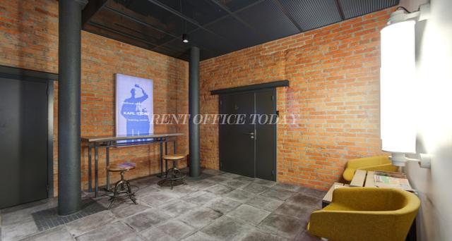 Бизнес центр Новоспасский-18