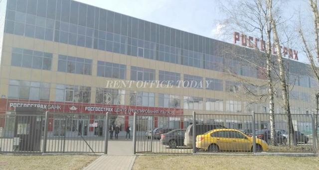 Бизнес центр Обручева 52с3, аренда офиса-1