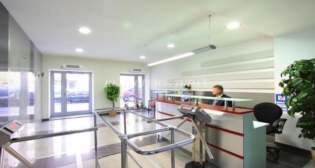 Бизнес центр Павловская 6-3