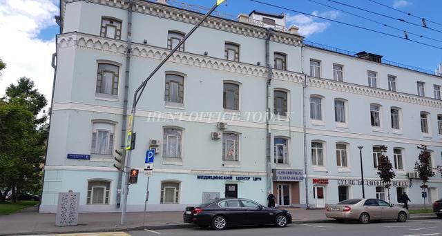 Бизнес центр Подольское 8к5-4