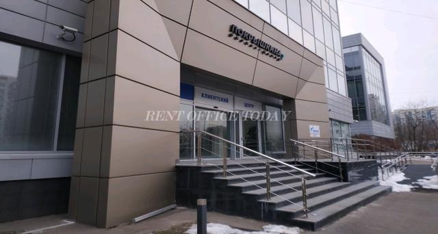 Бизнес центр Покрышкина 7-1