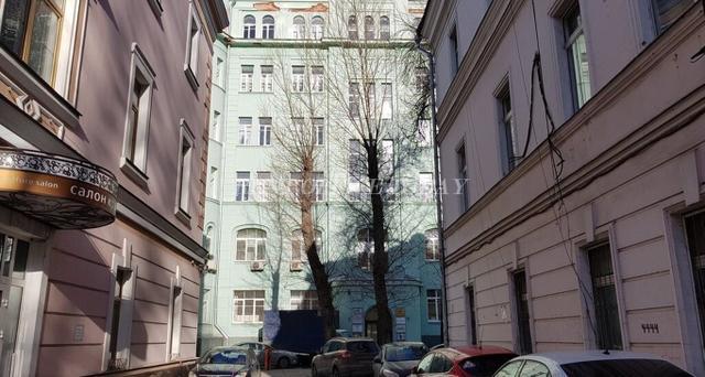Бизнес центр Потаповский 5с4, Аренда офиса в БЦ Потаповский 5с4-1