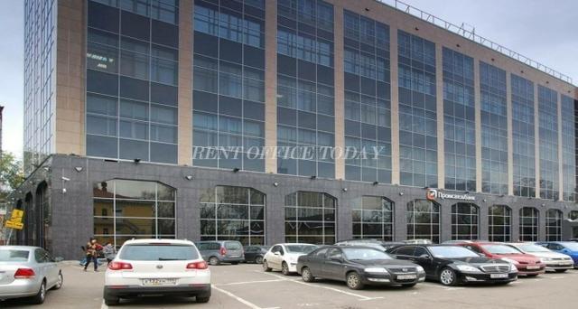 Бизнес центр Премьер плаза, Аренда офиса в БЦ Премьер плаза, Капранова пер., 3-2