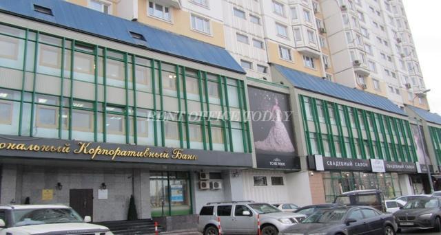 Бизнес центр Преображенский пассаж-1