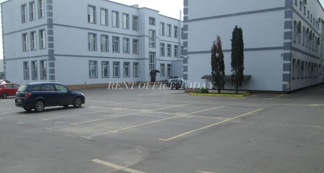 Бизнес центр Pастком-8