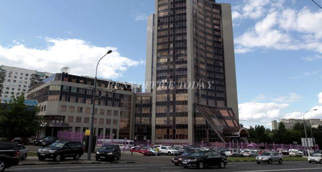 Бизнес центр Севастопольский проспект 28, аренда офиса-1