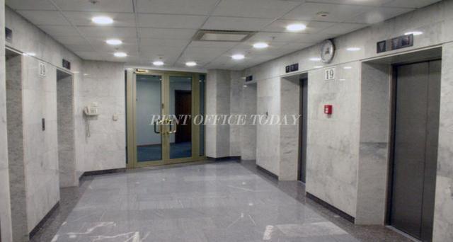 Бизнес центр Севастопольский проспект 28, аренда офиса-3