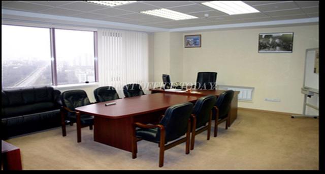 Бизнес центр Севастопольский проспект 28, аренда офиса-4