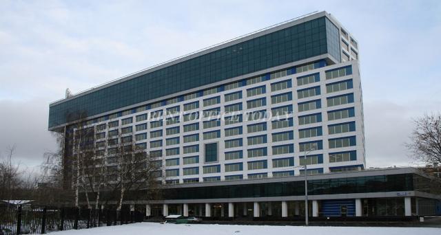 Бизнес центр Северное сияние-2