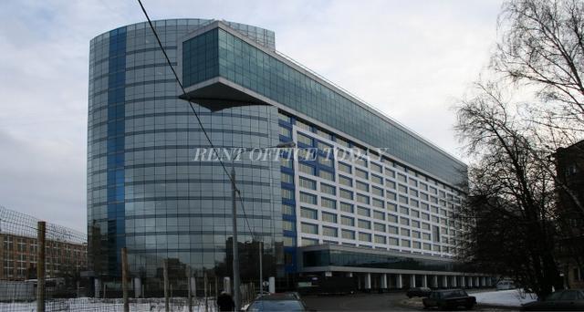 Бизнес центр Северное сияние-3
