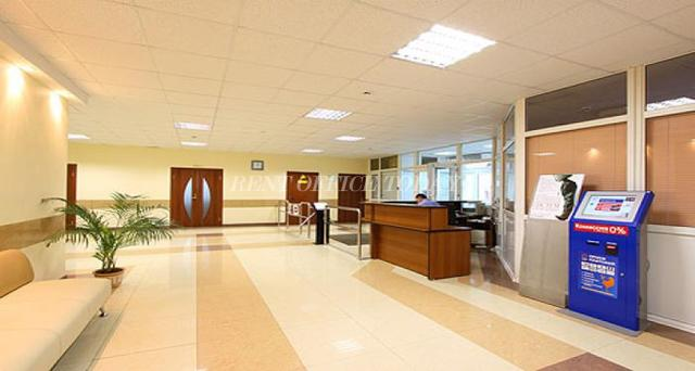 Бизнес центр Скаковая 32с2-3