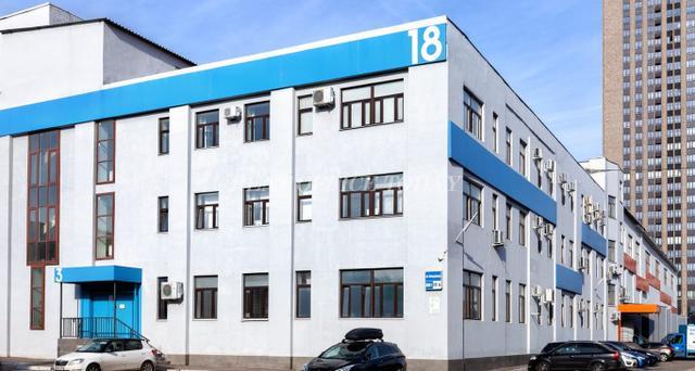 Бизнес центр Станколит, Аренда офиса в БЦ Станколит-1