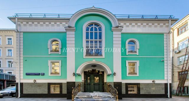 Бизнес центр Смоленская-Сенная 27с6, Аренда офиса в БЦ Смоленская-Сенная 27с6-1
