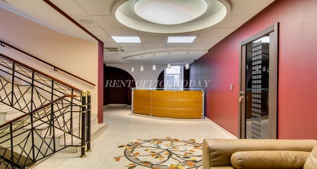 Бизнес центр Смоленская-Сенная 27с6, Аренда офиса в БЦ Смоленская-Сенная 27с6-5