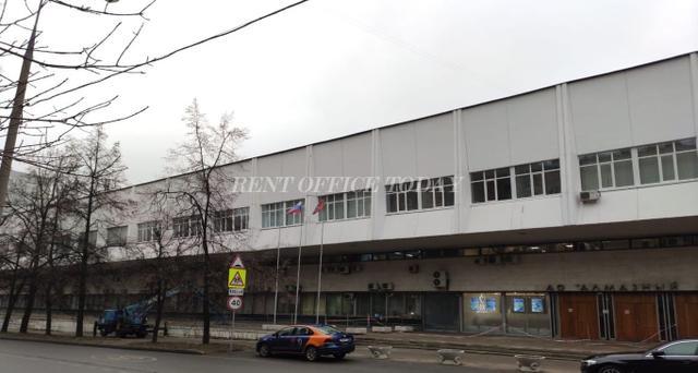 Бизнес центр Смольная 12-1