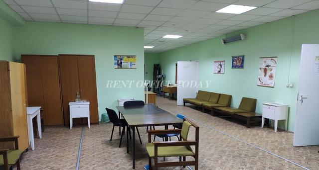 Бизнес центр Смольная 12-3