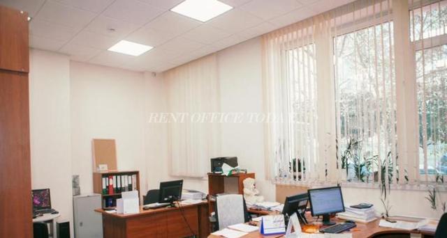 Бизнес центр Соломенной Сторожки 5к1-4