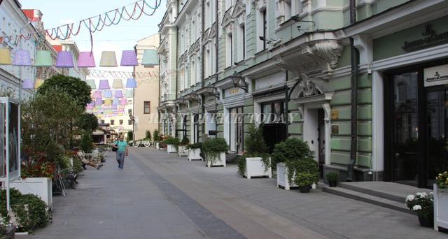 Бизнес центр Столешников переулок 14, Аренда офиса в БЦ Столешников переулок 14-2