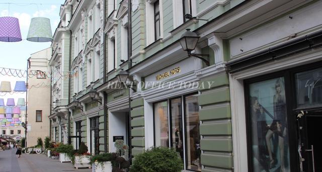 Бизнес центр Столешников переулок 14, Аренда офиса в БЦ Столешников переулок 14-3