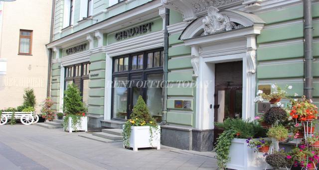 Бизнес центр Столешников переулок 14, Аренда офиса в БЦ Столешников переулок 14-4