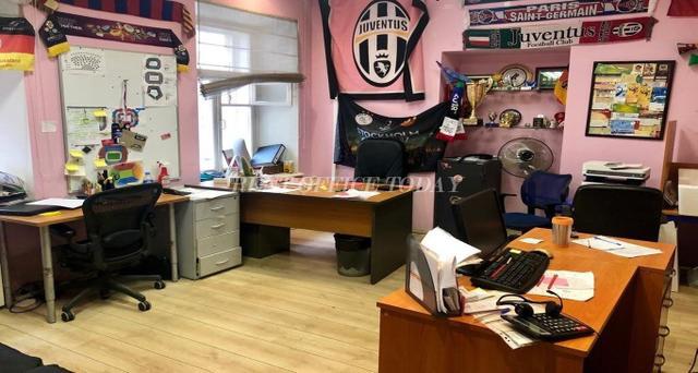 Снять офис в бц Страстной 4с1-8