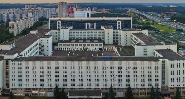 Бизнес центр Технопарк орбита-1