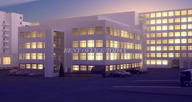 Бизнес центр Технопарк орбита-5