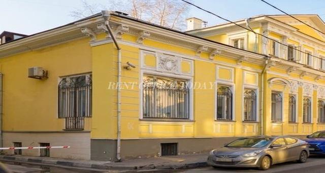 Бизнес центр Трубниковский 15с1, Аренда офиса в БЦ Трубниковский 15с1-2