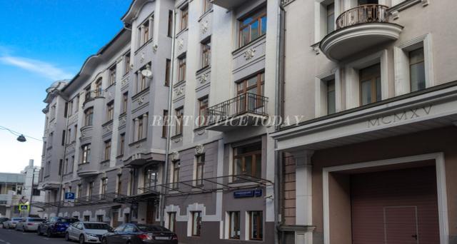 Бизнес центр Трубниковский 8-15, Аренда офиса в БЦ Трубниковский 8-15-2