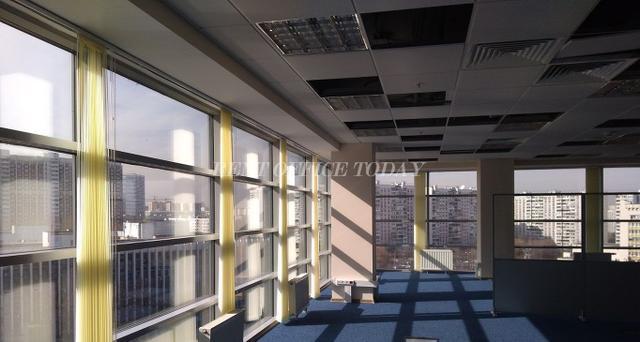 Бизнес центр Варшавка скай-11