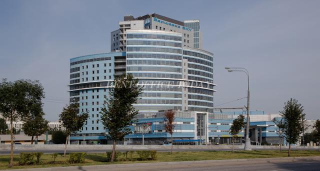 Бизнес центр Варшавка скай-1