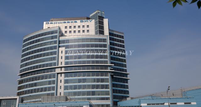 Бизнес центр Варшавка скай-4